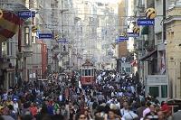トルコ イスタンブール路面電車