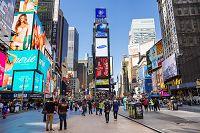 アメリカ合衆国 ニューヨーク タイムズスクエア