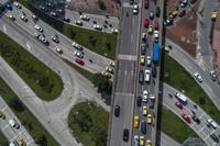 コロンビア共和国 高速道路