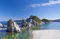 岩手県 陸中海岸国立公園 浄土ヶ浜