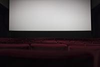 無人の映画館
