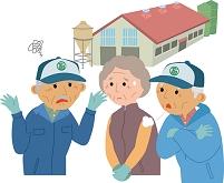 高齢化に悩む畜産業従事者