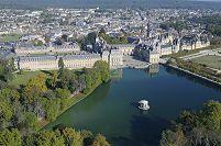 フランス フォンテーヌブロー宮殿