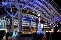 福岡県 博多シティのクリスマスイルミネーション