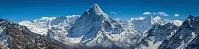 ネパール 山