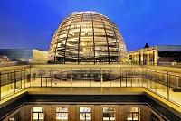 ベルリン ドイツ連邦議会議事堂