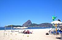 ブラジル フラメンゴ海岸