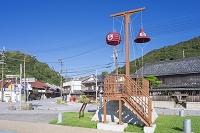 兵庫県 赤穂市 坂越 とうろん台(気象信号台)