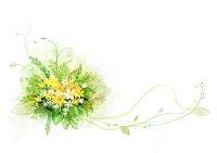 イラスト 花束