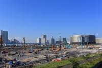 東京都 豊洲市場建設地