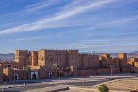 モロッコ タウリルトのカスバ