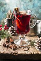 クリスマス グリューワイン