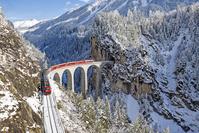 スイス ラントヴァッサー橋
