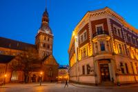 ラトビア リガ旧市街
