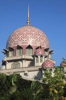 マレーシア プトラジャヤ プトラ・モスク
