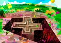 エチオピア ラリベラの岩の聖堂群