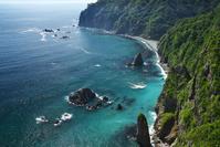 岩手県 鵜の巣断崖