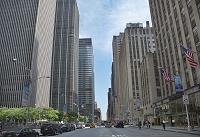 アメリカ合衆国 ニューヨーク  六番街