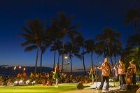 フラダンス オアフ島 ハワイ アメリカ