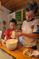スウェーデン ヴェステロース ケーキ作り