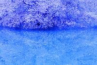 福島県 沼の平 池と山桜