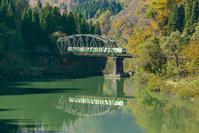 福島県 只見線 第四只見川橋梁