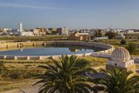 チュニジア ケロアン アグラブ朝の貯水池