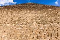エジプト ギザ クフ王のピラミッド