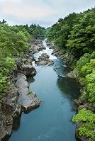 岩手県 緑と渓谷