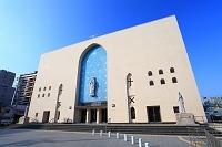 大阪府 カトリック玉造教会 大阪カテドラル聖マリア大聖堂
