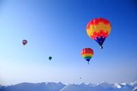 北海道 熱気球