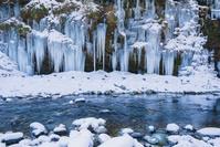 埼玉県 秩父市大滝 三十槌の氷柱
