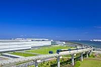東京都 羽田空港とモノレール