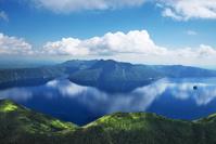 北海道 摩周湖と摩周岳