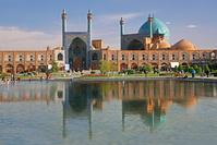イラン イマーム広場とイマーム・モスク