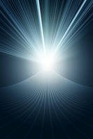 CG 光線のイメージ