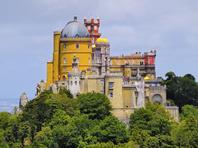 ポルトガル シントラ ぺーナ宮殿