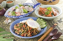 タイ料理イメージ