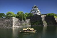 大阪府 大阪城と御座船
