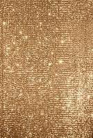 スパンコール生地のカーテン