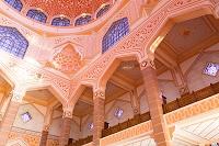 マレーシア ピンクモスクの回廊