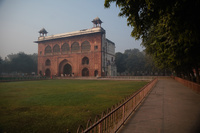 インド デリー赤い城