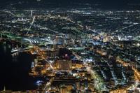 北海道 函館市 函館夜景