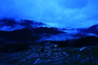 丸山千枚田 東紀州 紀伊山系熊野の雲海