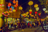 ベトナム ランタン祭り