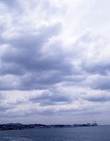 層積雲(うね雲) 5月 兵庫県 明石市