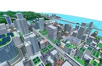 太陽発電の街