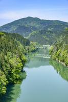 福島県 只見線第二橋梁