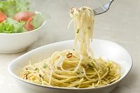 スパゲティー ペペロンチーノ