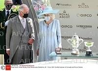 ロイヤルアスコット 英王室メンバーも会場に